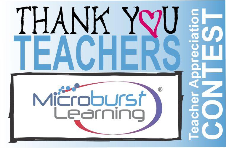 Teacher Appreciation Contest